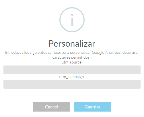acumbamail google analytics