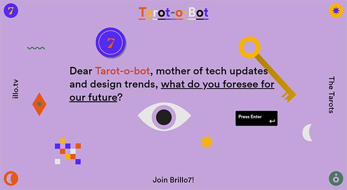 Tarot-o-Bot