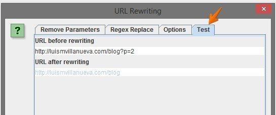 url rewriting