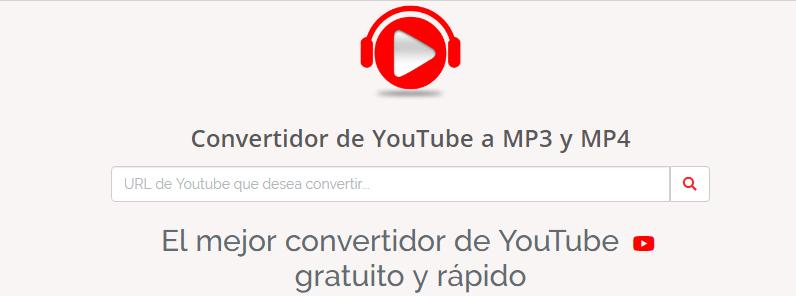 el mejor convertidor de youtube a mp3 y mp4