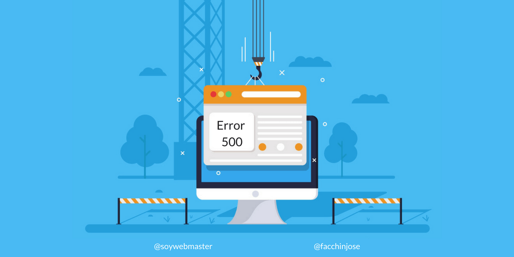 ¿Cómo solucionar un error 500 en WordPress?