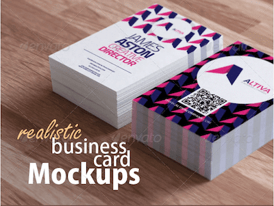 tarjetas de presentacion modernas