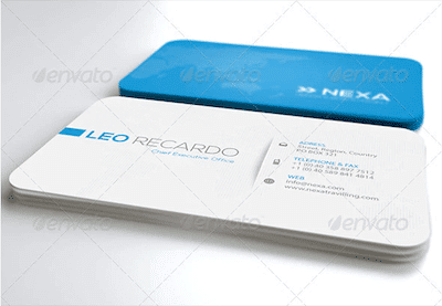 tarjetas visita profesionales